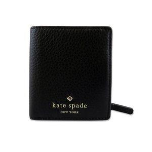 NWT Kate Spade small black wallet